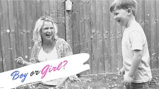 The journey to five | Gender reveal