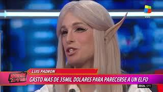 """El """"elfo"""" Argentino Le Contó Su Historia A Marcelo Polino En """"Ponele La Firma"""""""