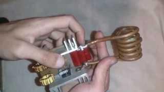 Как сделать индукционную катушку своими руками