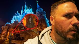 Exploring Disney World ALONE At 3AM (HAUNTED) | Kholo.pk
