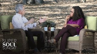 Jon Kabat Zinn and Oprah talk about MBSR Mindfulness