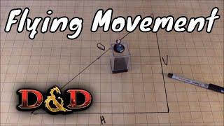D&D (5e): Flying Movement