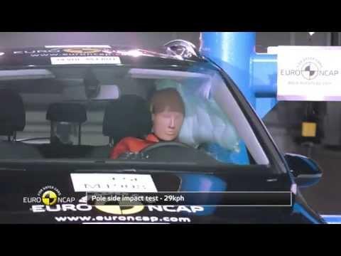 NCAP: VW Golf Sportsvan