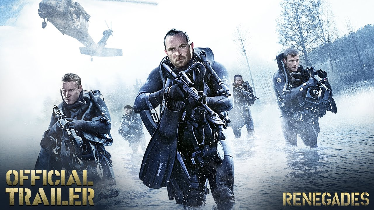 >Renegades: Official Trailer [HD]