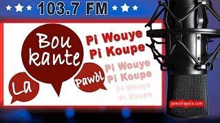 BOUKANTE LA PAWOL - Lundi 10 Décembre 2018 / Ann Boukante ak Guérrier Henri