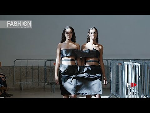 JOAO SOUSA - LUIS SANDAO BLOOM Portugal Fashion Spring Summer 2019 - Fashion Channel
