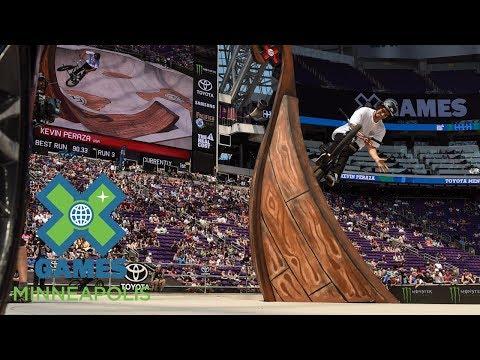 Kevin Peraza wins BMX Park gold | X Games Minneapolis 2017