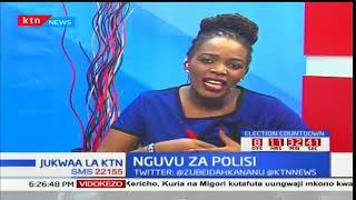 Polisi walaumiwa kutumia nguvu kwa maandamano: Jukwaa la KTN