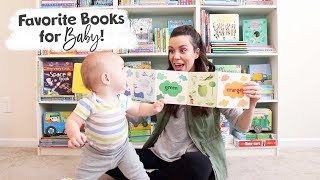 Books For Baby! - Favorites In Our Home Library