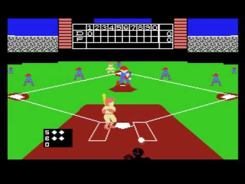 Playball (1986, MSX, Sony)