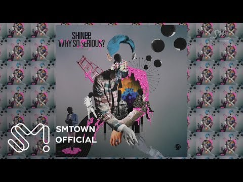 "Audio Teaser Album Ketiga SHINee: Chapter 2 ""Why So Serious?"""