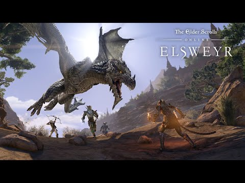 The Elder Scrolls Online: Elsweyr - Zone Trailer thumbnail