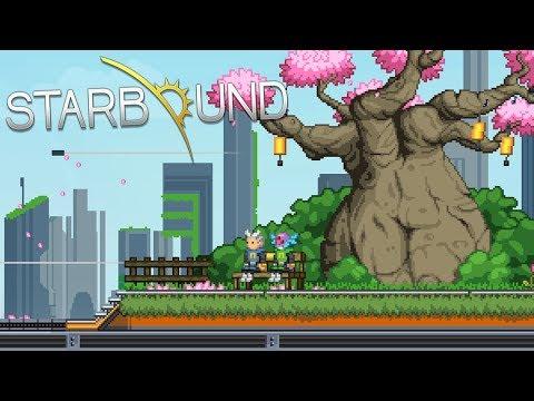 A Brand New Adventure?!?! | Starbound (видео)