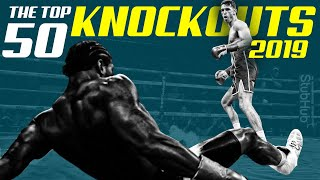 Top 50 Knockouts of 2019 | GP