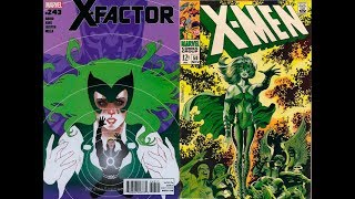 X-Men Capítulo 78: X-Factor #243 | The X-Men #50