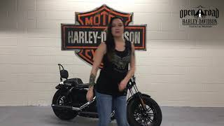 Open Road Harley-Davidson Motorclothes Fashion Show Part 1