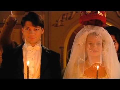 Русские романсы у церкви