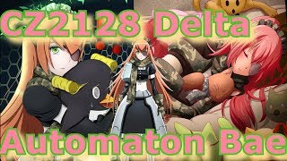 CZ2I28 Delta  - (Overlord) - OverLord Who is CZ2128 Delta? Explained!