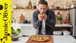 Reverse Puff Pastry Pizza | Jamie Oliver