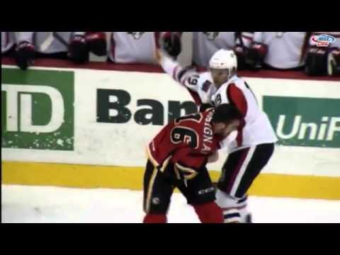 Mathieu Tousignant vs. Brad Mills