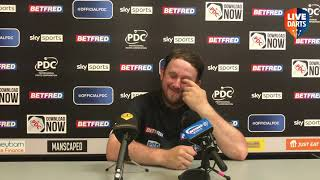 """Callan Rydz on beating Duzza: """"It was awful from both of us, I punched my hand and snapped my watch"""""""