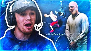 I PLAYED WITH A CRACKHEAD DRIBBLE G0D! GMAN & COLETHEMAN TAKE OVER NBA 2K18!