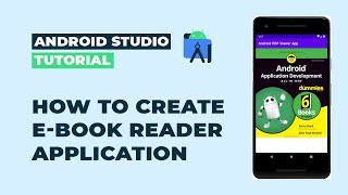 How To Make Android PDF View App Android Studio Tutorial