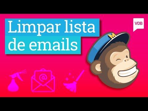 MailChimp #7: como limpar sua lista de emails