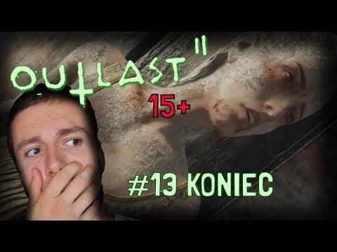 15+ DRASTICKÝ KONIEC! | Outlast 2 | Part 13 KONIEC | SK Let's Play / Gameplay | George