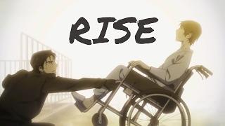 Boku dake ga Inai Machi AMV - Rise