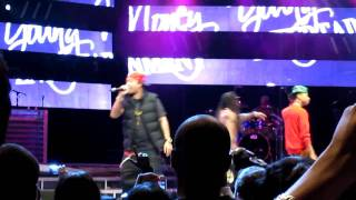 Every Girl - Lil Wayne & Young Money Live in Chicago