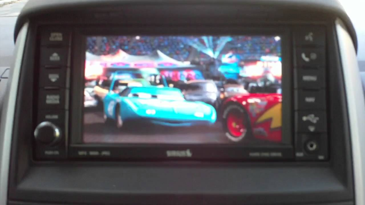 MYGIG DVD PLAYER IN-MOTION! Dodge Chrysler Jeep RER REN - www