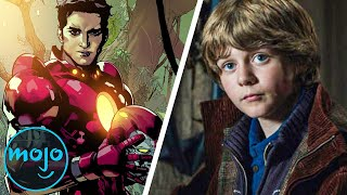 Top 10 Young Avengers the MCU is Setting Up