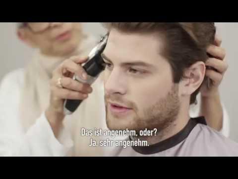Tipps von Hairstylistin Helen Robertson zum Haarschneider ER-GC71