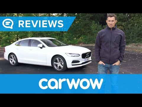 Volvo S90 2017 Saloon review | Mat Watson Reviews