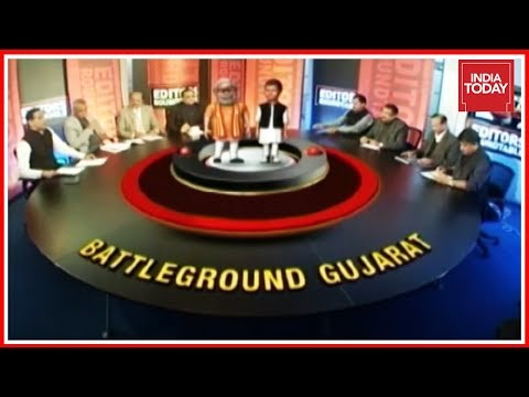 Newsroom: Editors Round-table Gujarat Assembly Election 2017