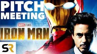Iron Man Pitch Meeting