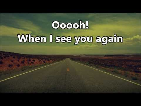 Wiz Khalifa - See You Again Ft.Charlie Puth (Lyrics) [Fast & Furious 7 Soundtrack]