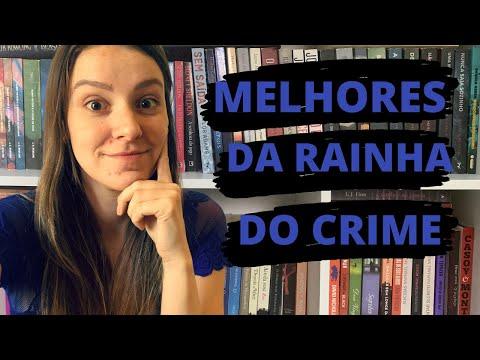 TOP 3 - MELHORES LIVROS DA AGATHA CHRISTIE e seus filmes/séries - Sem spoilers | Bruna Aléssio