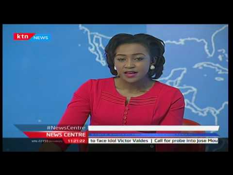 News Centre - 5th December 2016 - Kenya Airways' Engineers stage a strike over poor payments