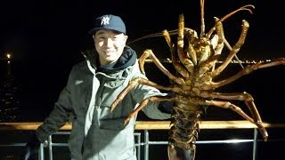 Gail Force SportFishing - March 2nd 2014 Lobster Hooping