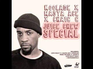 "Koolade feat. Masta Ace & Stricklin - ""Love Crazy (Instrumental)"" OFFICIAL VERSION"