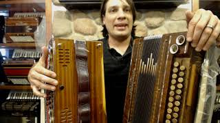 How to Play Steirische Diatonic Button Accordion  - Buyer's Guide with Alex Meixner