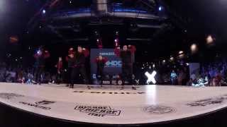 preview picture of video 'Hip Hop International Italy 2014 | Grenades Crew | Varsity | Brindisi'