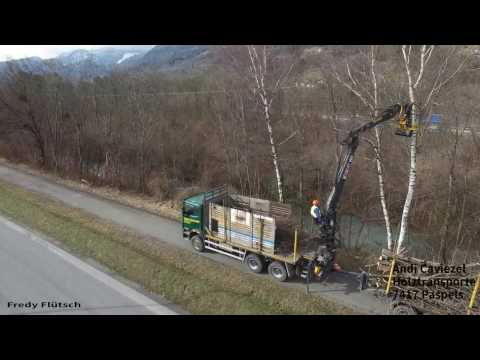 Caviezel: Scania & GMT050