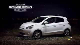 Spot: Mitsubishi Space Star