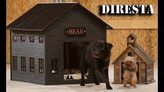 DiResta BEARs Dog House