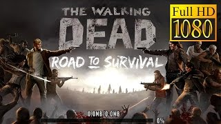 Walking Dead: Road To Survival Game Review 1080P Official Scopely Role Playing 2016