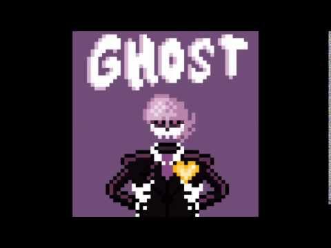 Mystery Skulls - Ghost (8-bit version)