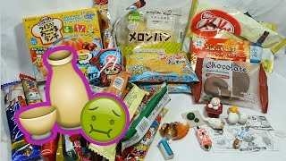Japanese Snack Haul - Candy-san Package #3